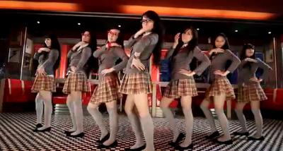 7 Icons Girlband Indonesia